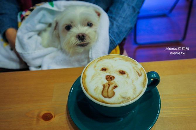 寵物友善餐廳│台北天母美食│Été café~全台最強寵物複刻拉花。也可指定人像或卡通拉花28