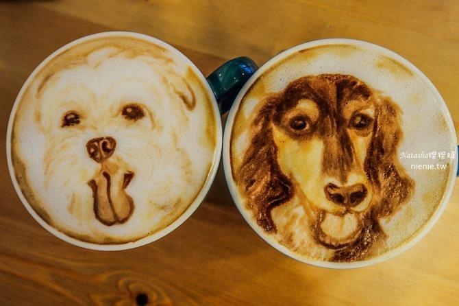 寵物友善餐廳│台北天母美食│Été café~全台最強寵物複刻拉花。也可指定人像或卡通拉花30