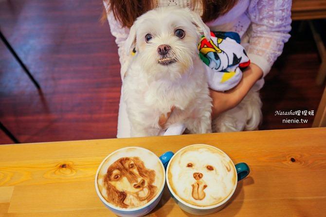 寵物友善餐廳│台北天母美食│Été café~全台最強寵物複刻拉花。也可指定人像或卡通拉花38
