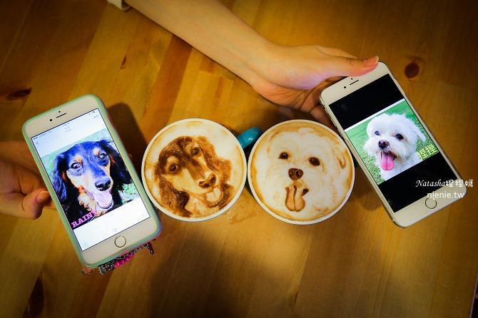 寵物友善餐廳│台北天母美食│Été café~全台最強寵物複刻拉花。也可指定人像或卡通拉花43