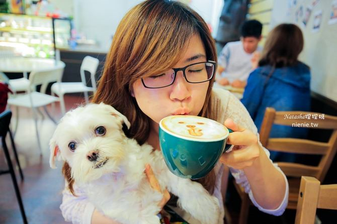 寵物友善餐廳│台北天母美食│Été café~全台最強寵物複刻拉花。也可指定人像或卡通拉花46