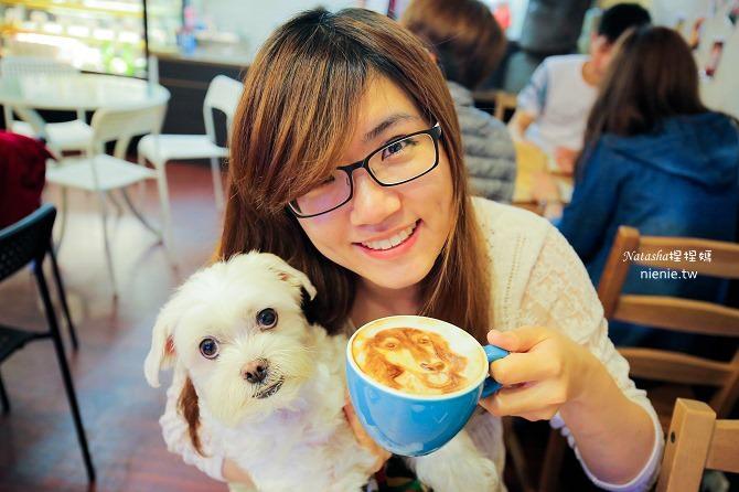 寵物友善餐廳│台北天母美食│Été café~全台最強寵物複刻拉花。也可指定人像或卡通拉花48