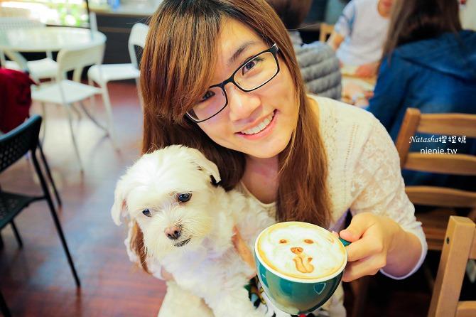 寵物友善餐廳│台北天母美食│Été café~全台最強寵物複刻拉花。也可指定人像或卡通拉花49