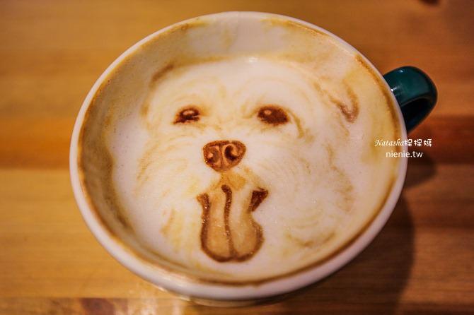 寵物友善餐廳│台北天母美食│Été café~全台最強寵物複刻拉花。也可指定人像或卡通拉花51