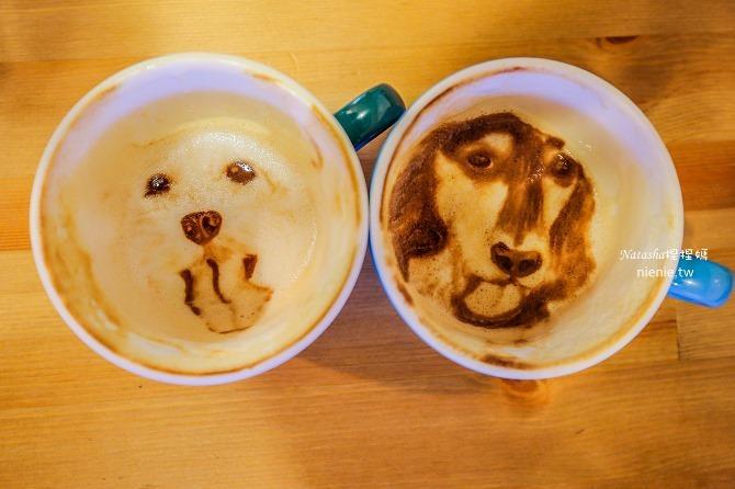 寵物友善餐廳│台北天母美食│Été café~全台最強寵物複刻拉花。也可指定人像或卡通拉花52