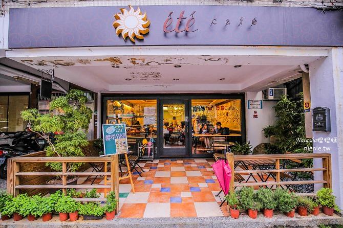 寵物友善餐廳│台北天母美食│Été café~全台最強寵物複刻拉花。也可指定人像或卡通拉花56