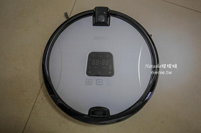 IMG_8244掃地機器人推薦│JISIWEI極思維~結合遠端監控攝影機及移動偵測警報的智能雲守護清潔看家機器人20