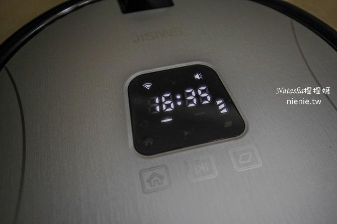 IMG_8256掃地機器人推薦│JISIWEI極思維~結合遠端監控攝影機及移動偵測警報的智能雲守護清潔看家機器人24