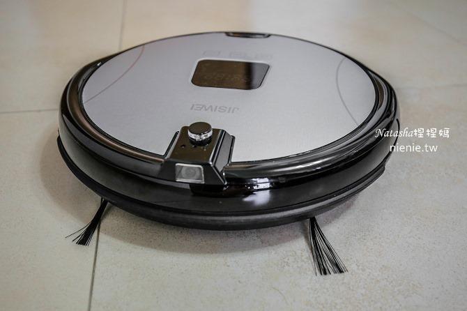 IMG_8282掃地機器人推薦│JISIWEI極思維~結合遠端監控攝影機及移動偵測警報的智能雲守護清潔看家機器人26