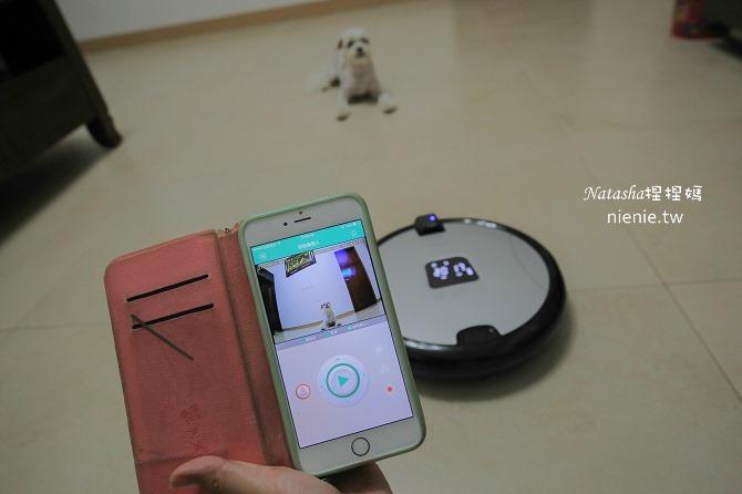 IMG_8317掃地機器人推薦│JISIWEI極思維~結合遠端監控攝影機及移動偵測警報的智能雲守護清潔看家機器人38