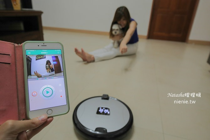 IMG_8324掃地機器人推薦│JISIWEI極思維~結合遠端監控攝影機及移動偵測警報的智能雲守護清潔看家機器人41