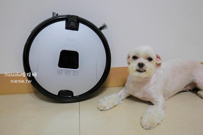 IMG_8327掃地機器人推薦│JISIWEI極思維~結合遠端監控攝影機及移動偵測警報的智能雲守護清潔看家機器人43