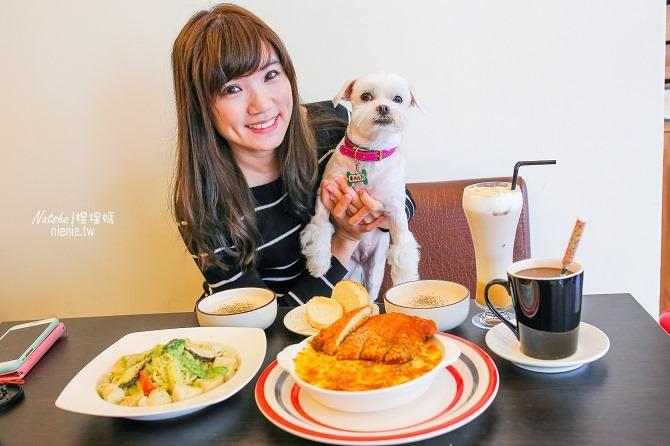 寵物友善餐廳│台南中西區美食│伍零壹寵物友善餐廳~餐點份量好吃大碗且推廣浪浪犬貓領養的愛心餐廳推薦25