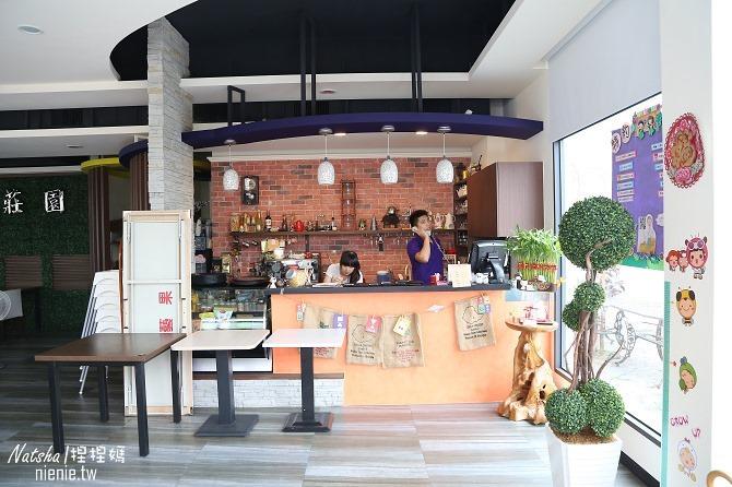 寵物友善餐廳│彰化永靖美食│金村莊園~造景好拍可愛的優美環境