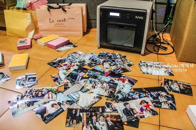 婚禮│賓客快拍機│Pringo-P232印相機讓你隨拍隨印。HiTi P520L客制化新人邊框快速列印18