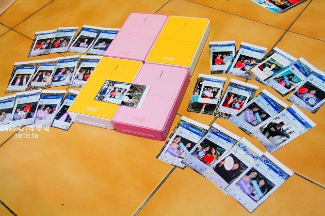 婚禮│賓客快拍機│Pringo-P232印相機讓你隨拍隨印。HiTi P520L客制化新人邊框快速列印26