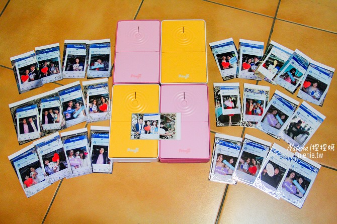 婚禮│賓客快拍機│Pringo-P232印相機讓你隨拍隨印。HiTi P520L客制化新人邊框快速列印27