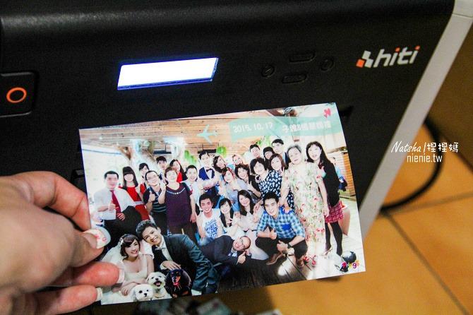 婚禮│賓客快拍機│Pringo-P232印相機讓你隨拍隨印。HiTi P520L客制化新人邊框快速列印33