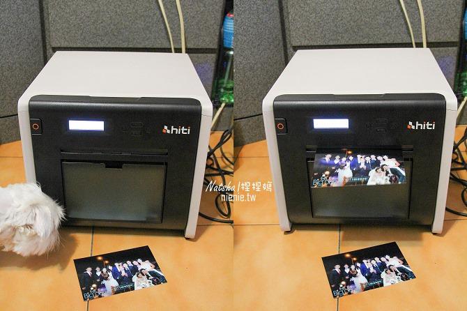 婚禮│賓客快拍機│Pringo-P232印相機讓你隨拍隨印。HiTi P520L客制化新人邊框快速列印41