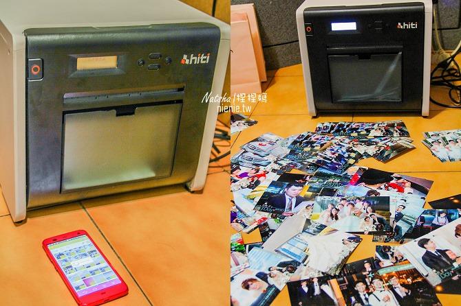 婚禮│賓客快拍機│Pringo-P232印相機讓你隨拍隨印。HiTi P520L客制化新人邊框快速列印44