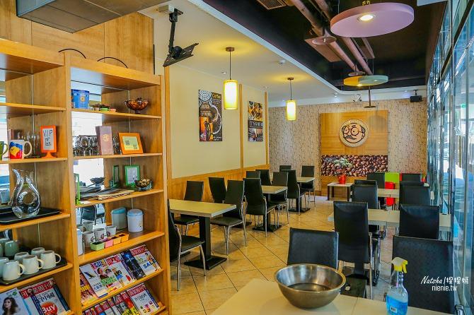 寵物友善餐廳│新北中和美食│老爺爺咖啡~上萬元高級全身按摩椅讓你喝咖啡吃美食超放鬆06