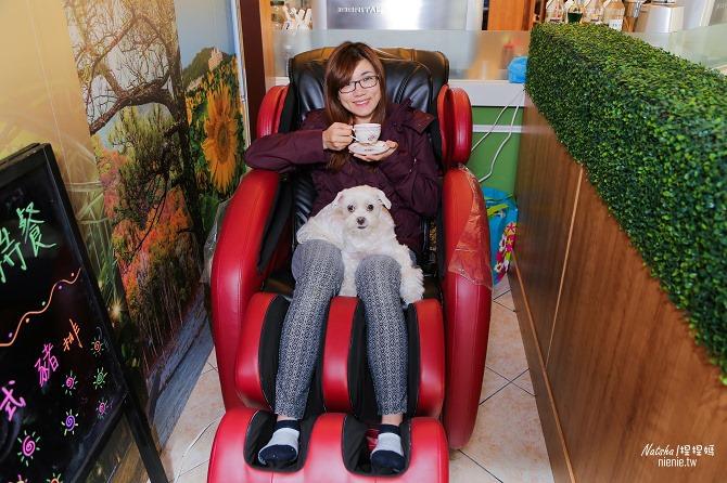寵物友善餐廳│新北中和美食│老爺爺咖啡~上萬元高級全身按摩椅讓你喝咖啡吃美食超放鬆44