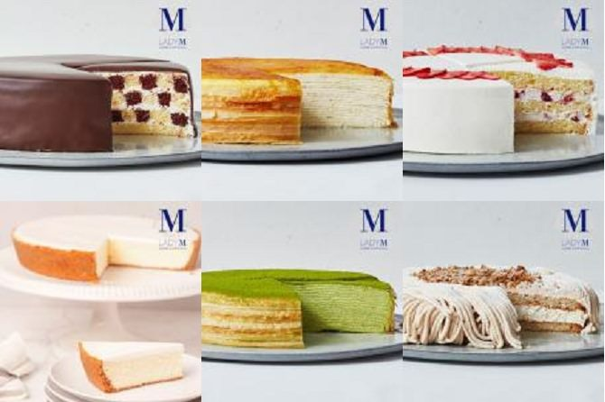甜點│Lady M晶華酒店~紐約超人氣千層蛋糕來台快閃11天推出台灣獨家百香果千層蛋糕及網購7種口味37