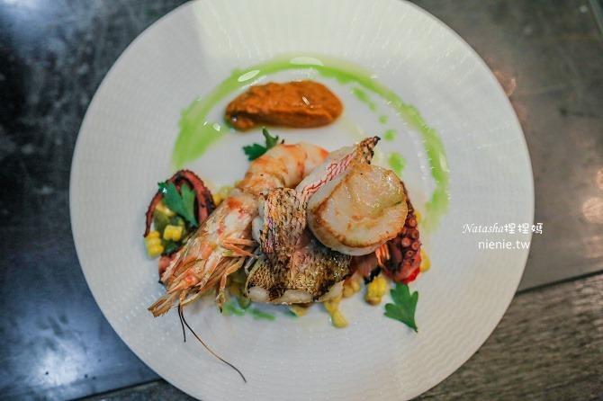 台北大安。捷運忠孝復興站美食│TK Seafood & Steak 賦樂旅居~使用新鮮海鮮與自種蔬果的創意高級料理34