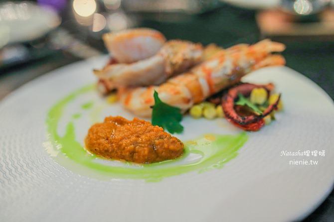 台北大安。捷運忠孝復興站美食│TK Seafood & Steak 賦樂旅居~使用新鮮海鮮與自種蔬果的創意高級料理42