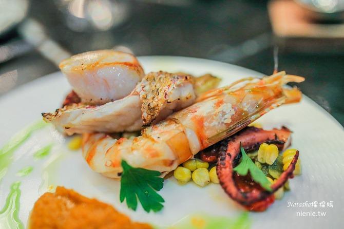 台北大安。捷運忠孝復興站美食│TK Seafood & Steak 賦樂旅居~使用新鮮海鮮與自種蔬果的創意高級料理43