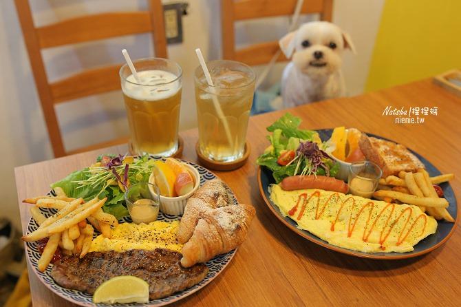 寵物餐廳│台南北區美食│肥窩咖啡~超精緻的寵物餐及可愛店狗