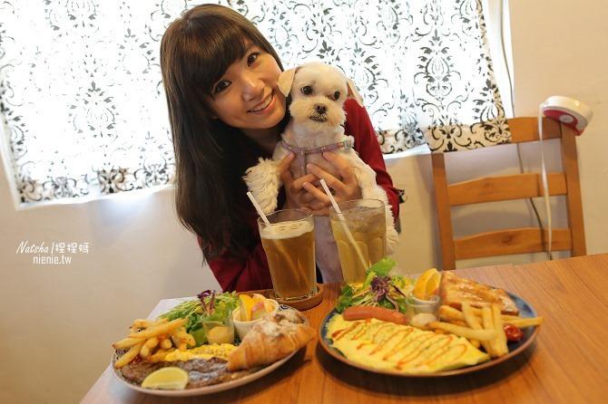寵物餐廳│台南北區美食│肥窩咖啡~超精緻的寵物餐及可愛店狗27
