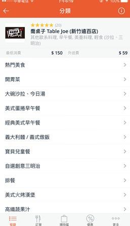 優惠代碼│APP軟體推薦│空腹熊貓foodpanda~全台最有規模外送訂餐APP36