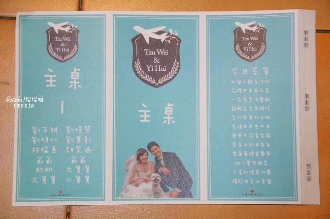 婚禮│桌卡、工作人員名牌、婚禮小物、捧花繩│印象派創意設計~客制化服務15