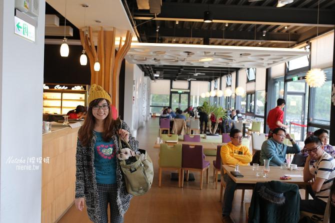 寵物友善餐廳│新竹香山美食│綠鏡景觀餐廳~景觀大道上擁有大片草皮的玻璃屋餐廳34