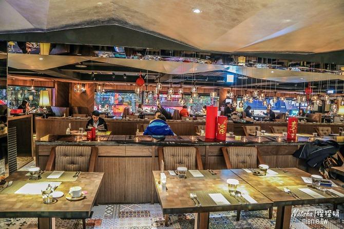 台北中山美食│樂慕亞 Le Meilleur~24小時營業高級牛排館之西班牙Josper百萬級木炭烤爐以果木燻烤08