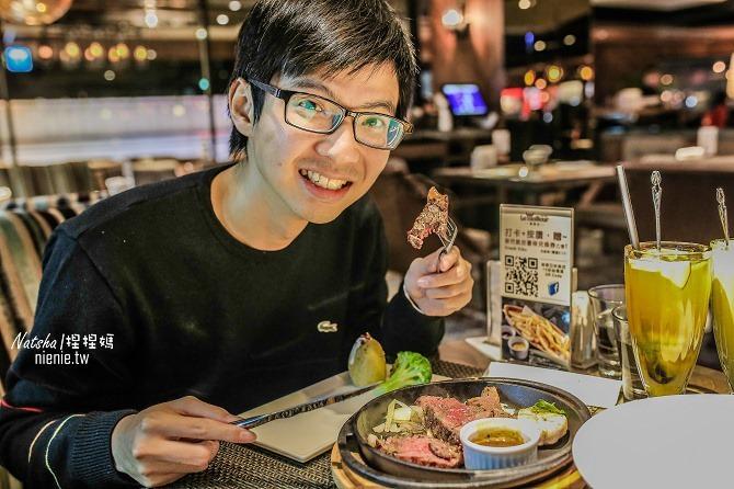 台北中山美食│樂慕亞 Le Meilleur~24小時營業高級牛排館之西班牙Josper百萬級木炭烤爐以果木燻烤42