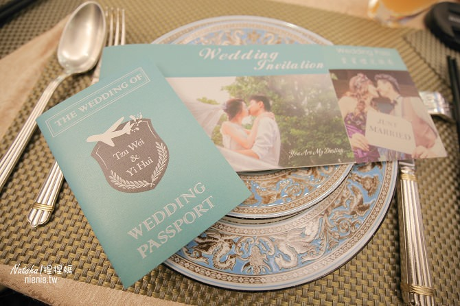 婚禮│喜帖製作│機票及護照喜帖製作分享。印象派創意設計協助設計獨一無二專屬喜帖27
