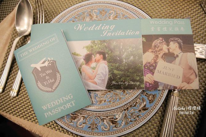 婚禮│喜帖製作│機票及護照喜帖製作分享。印象派創意設計協助設計獨一無二專屬喜帖28