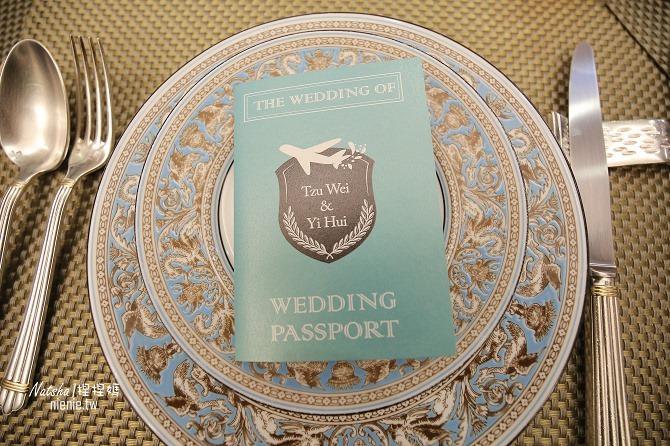 婚禮│喜帖製作│機票及護照喜帖製作分享。印象派創意設計協助設計獨一無二專屬喜帖29