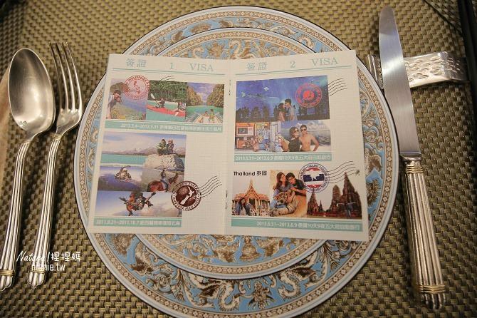婚禮│喜帖製作│機票及護照喜帖製作分享。印象派創意設計協助設計獨一無二專屬喜帖30