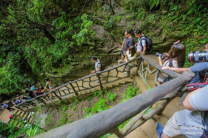 大陸張家界五天四夜│景點推薦│張家界大峽谷~世界最長玻璃橋體驗峡谷高空滑索及百米溜滑梯08