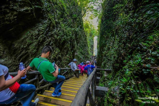 大陸張家界五天四夜│景點推薦│張家界大峽谷~世界最長玻璃橋體驗峡谷高空滑索及百米溜滑梯13