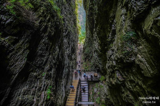 大陸張家界五天四夜│景點推薦│張家界大峽谷~世界最長玻璃橋體驗峡谷高空滑索及百米溜滑梯16