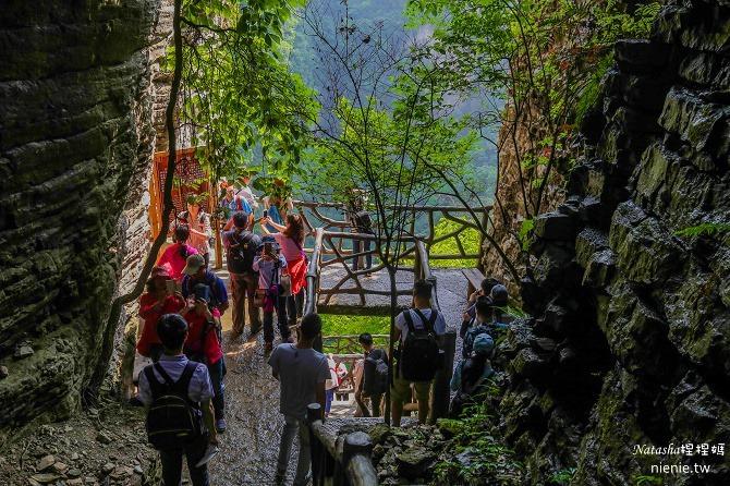 大陸張家界五天四夜│景點推薦│張家界大峽谷~世界最長玻璃橋體驗峡谷高空滑索及百米溜滑梯17