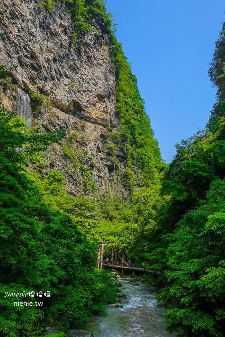 大陸張家界五天四夜│景點推薦│張家界大峽谷~世界最長玻璃橋體驗峡谷高空滑索及百米溜滑梯209