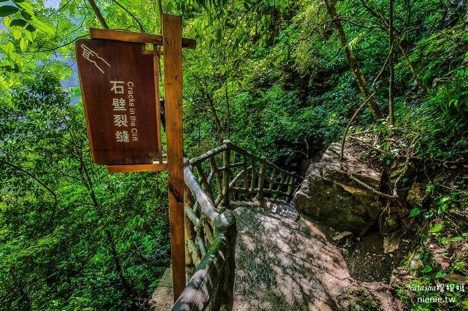 大陸張家界五天四夜│景點推薦│張家界大峽谷~世界最長玻璃橋體驗峡谷高空滑索及百米溜滑梯21