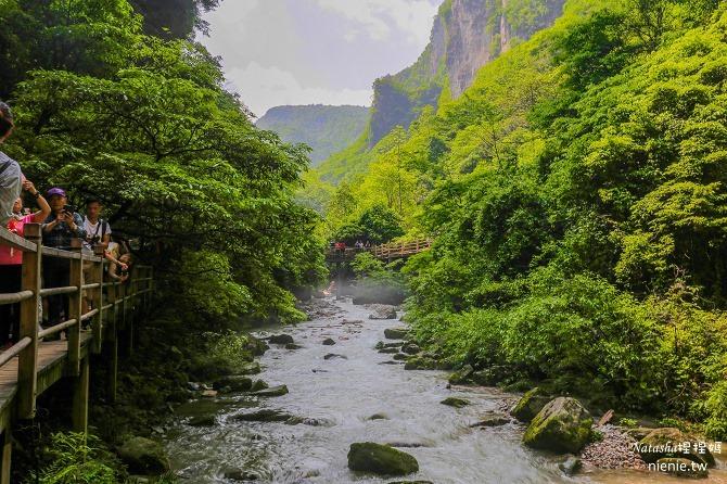 大陸張家界五天四夜│景點推薦│張家界大峽谷~世界最長玻璃橋體驗峡谷高空滑索及百米溜滑梯44