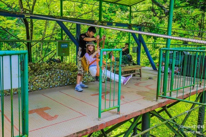 大陸張家界五天四夜│景點推薦│張家界大峽谷~世界最長玻璃橋體驗峡谷高空滑索及百米溜滑梯65