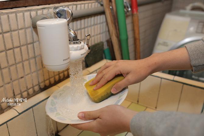 淨水器推薦│飛利浦極淨水龍頭型淨水器WP3811~四重過濾系統搭配中空絲膜有效清除 99.99% 的各類細菌保留水中礦物質55